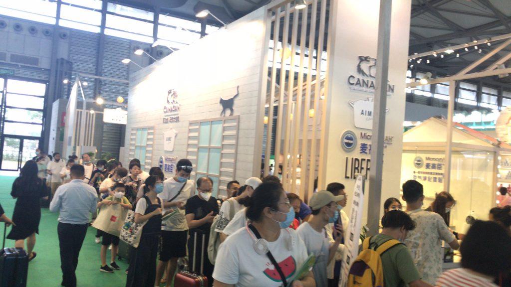 アジア最大のペットフェアー開催